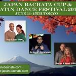 JAPAN BACHATA CUP & LATIN DANCE FESTIVAL 2015