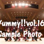 【Yummy!!vol.16】のお写真掲載スタート!